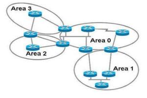 Topologia OSPF