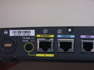 Serial Number Cisco