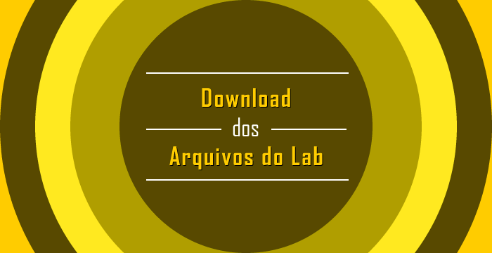 download dos arquivos do lab
