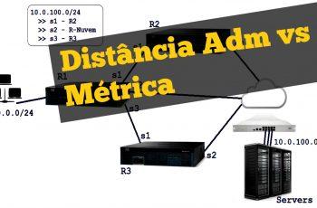 Distancia administrativa vs metrica