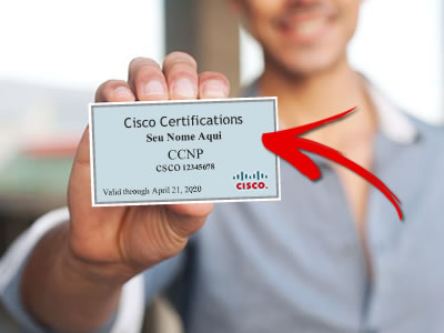 Curso Online Certificação Cisco
